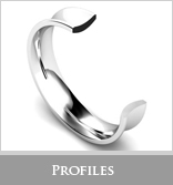 Available Wedding Ring Profiles